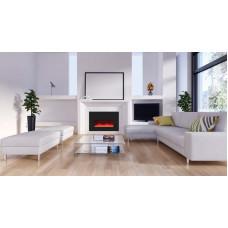 Electric fireplace Amantii INSERT-26-3825-BG