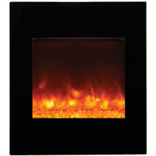 Electric fireplace Amantii WM-BI-2428-VLR-BG
