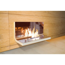 Ethanol fireplace Radius Design Wall Flame