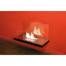 Ethanol fireplace Radius Design Wall Flame 2