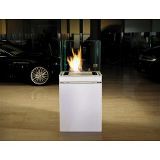 Ethanol fireplace Radius Design Semi Flame