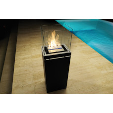 Ethanol fireplace Radius Design High Flame