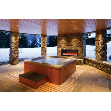 Electric fireplace Amantii BI-40-SLIM