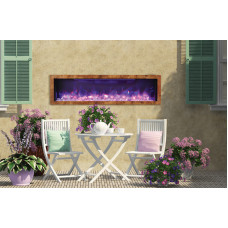Electric fireplace Amantii BI-60-DEEP