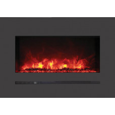 Electric fireplace Amantii WM-FML-26-3223-STL