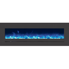 Electric fireplace Amantii WM-FML-60-6623-STL