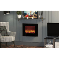 Electric fireplace Bemodern Quattro