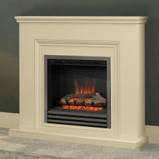 Electric fireplace Bemodern Stanton