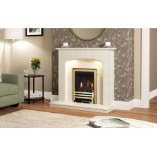Electric fireplace Bemodern Tasmin