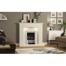 Electric fireplace Bemodern Viola