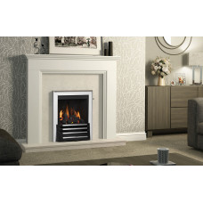 Electric fireplace Bemodern Westerdale
