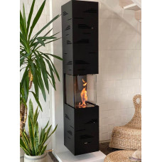 Ethanol fireplace bioKamino Tower