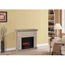 Electric fireplace Classic Flame Kemi Oak