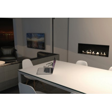 Ethanol fireplace Decoflame Montreal Basic