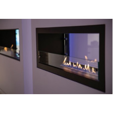 Ethanol fireplace Decoflame Orlando e-Ribbon fire