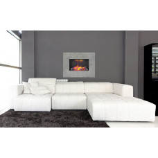 Electric fireplace Dimplex Nissum L ECO Concrete
