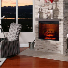 "Electric fireplace Dimplex Insert 30"" Revillusion ECO LED"