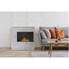 Electric fireplace Dimplex Zen Concrete