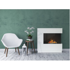Electric fireplace Dimplex Zen White