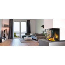 Electric fireplace Evonic Fires e500gf3