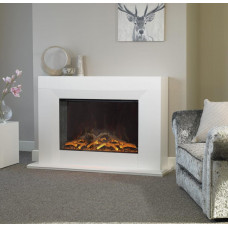 Electric fireplace Evonic Fires Kibo