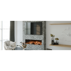 Electric fireplace Evonic Fires Valter