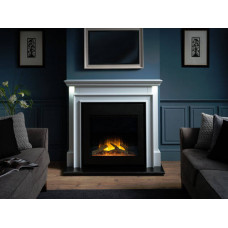 Electric fireplace Flamerite Fires Aubade with Omniglide 600