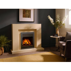 Electric fireplace Flamerite Fires Ennio 3