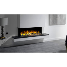 Electric fireplace Flamerite Fires Exo 1000 CB