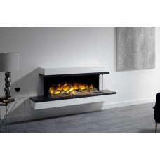 Electric fireplace Flamerite Fires Exo 1000