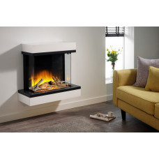 Electric fireplace Flamerite Fires Exo 600