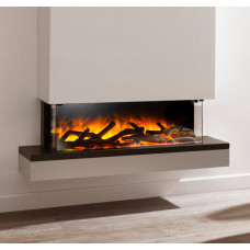 Electric fireplace Flamerite Fires Exo 900S CB