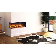 Electric fireplace Flamerite Fires Glazer 900
