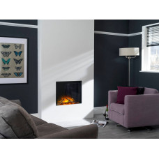 Electric fireplace Flamerite Fires Gotham 600