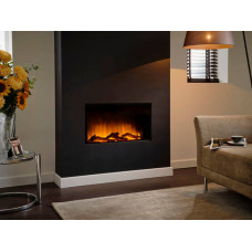 Electric fireplace Flamerite Fires Gotham 750S