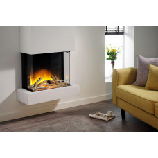 Electric fireplace Flamerite Fires Iona 600 CB