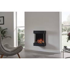 Electric fireplace Flamerite Fires Luca 450