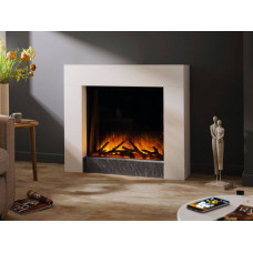 Electric fireplace Flamerite Fires Magellan