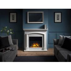 Electric fireplace Flamerite Fires Manhattan Suite