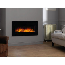 Electric fireplace Flamerite Fires Omniglide 900