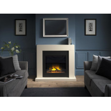 Electric fireplace Flamerite Fires Payton