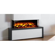 Electric fireplace Flamerite Fires Strato 900S CB