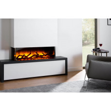 Electric fireplace Flamerite Fires Strato 900L CB