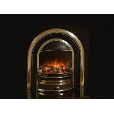 Electric fireplace Flamerite Fires Tennyson Cast