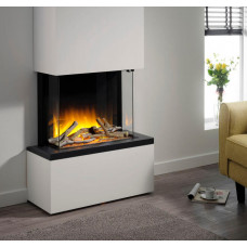 Electric fireplace Flamerite Fires Tropo 600 CB