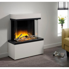 Electric fireplace Flamerite Fires Tropo 600