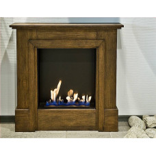 Ethanol fireplace Kami Antique wood 225