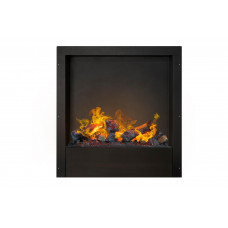 Electric fireplace Ruby Fires Built-in unit Cassette 600