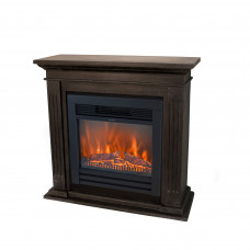 Electric fireplace Ruby Fires Cadiz (natural stone)