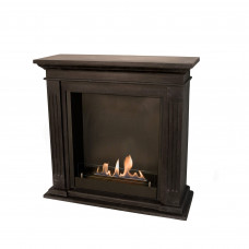 Ethanol fireplace Ruby Fires Cadiz (natural stone)